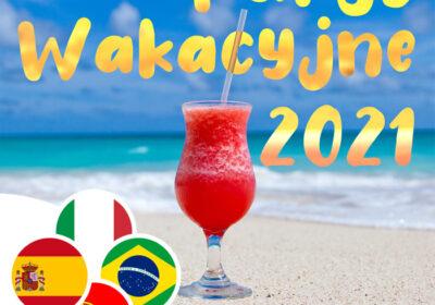 KURSY WAKACYJNE 2021