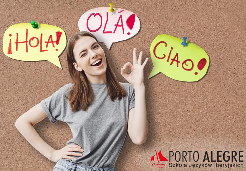 hiszpański, włoski, portugalski - kursy językowe